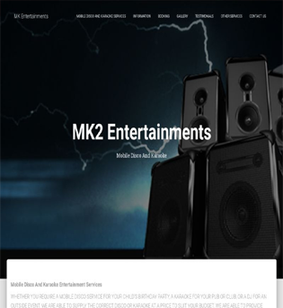 mk entertainments