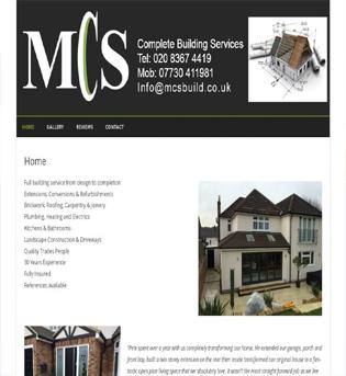 mcs build